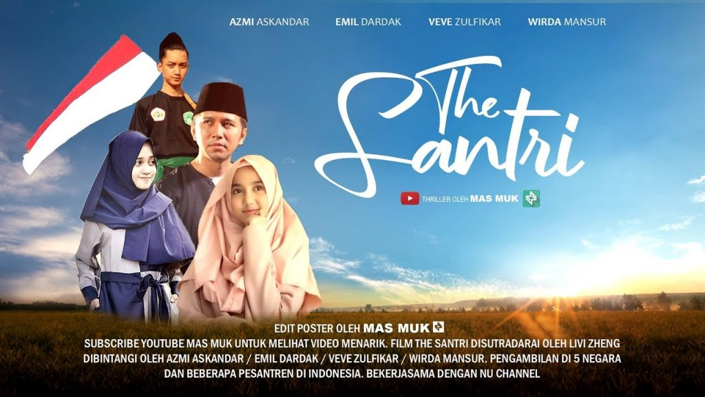 FIlm The Santri